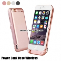 Portable phone charger Power Bank Wireless iphone Case