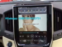 "Toyota LAND Cruiser Prado 2016 Android Car Radio GPS 12.1"" Wifi camera"
