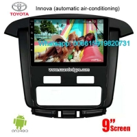 Toyota Innova smart car stereo Manufacturers