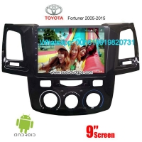Toyota Fortuner smart car stereo Manufacturers